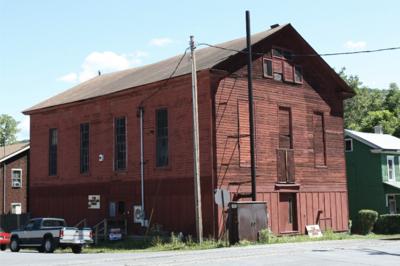 Former Civil War Hospital in Tyrone