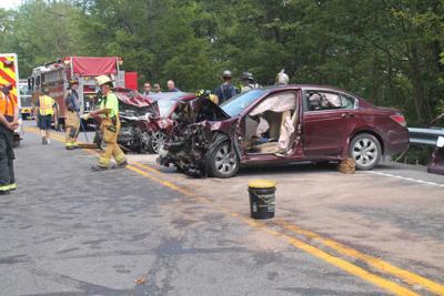Man, woman die in fatal crash | Local | huntingdondailynews com