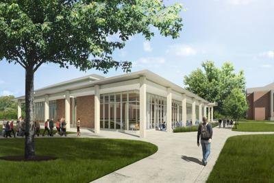 New design for library at Juniata College