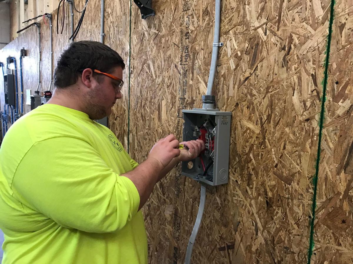 Incredible Electrical Occupations Classes Teach Smart Home Technology Local Wiring Cloud Inamadienstapotheekhoekschewaardnl