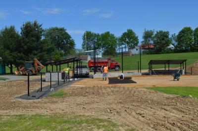 Shade Gap Ball Field