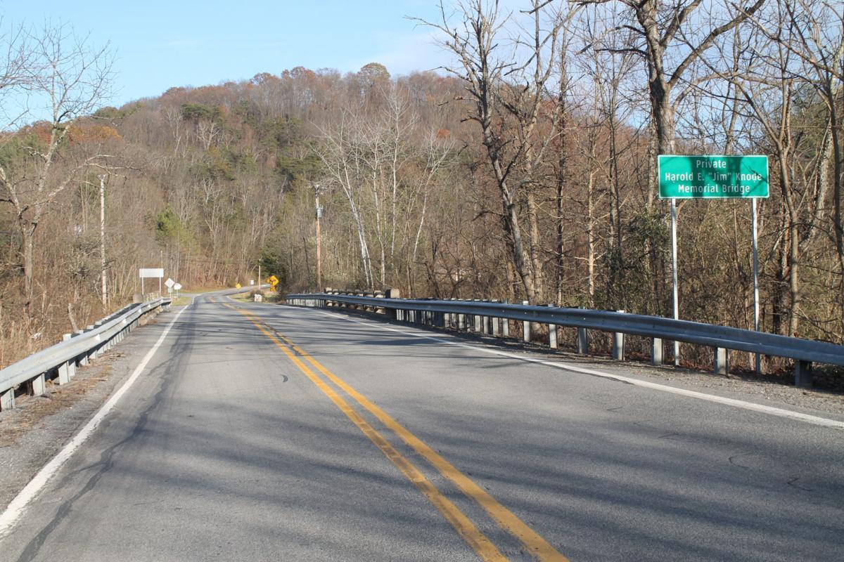 Bridge on Route 305