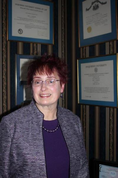 Attorney Amy Webster