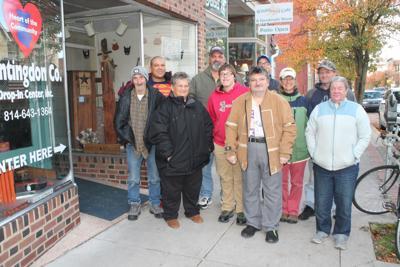 Project Bloomtown volunteers honored