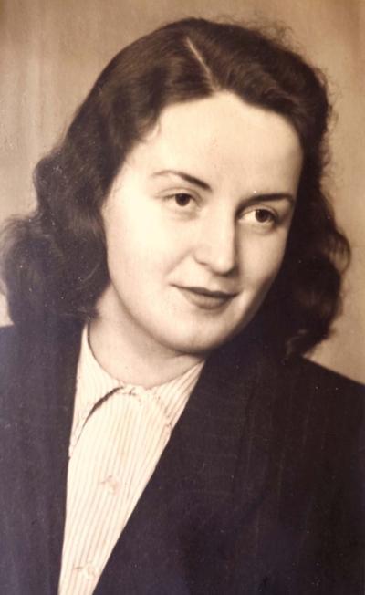 Irmgard Kunigunde Schürmann Morrison
