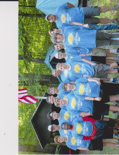 Troop 20 enjoys summer camp