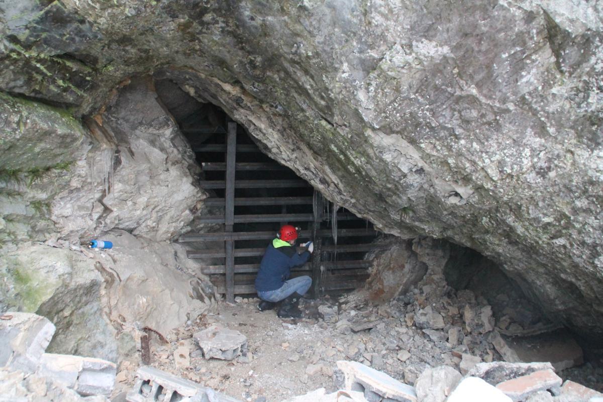 Cave conversion complete