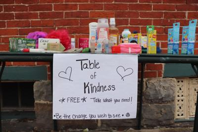 Table of Kindness