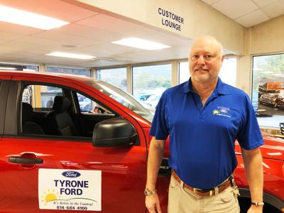 Tyrone Ford