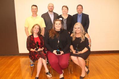 HCBI Award winners