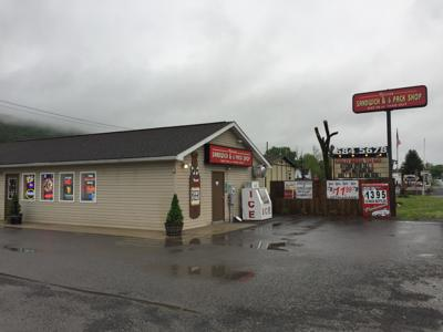 Tyrone sandwich and six pack shop