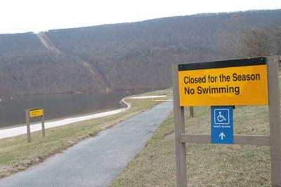Handicap accessibility at Raystown Lake