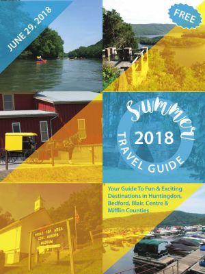 Summer Travel Guide July 2018