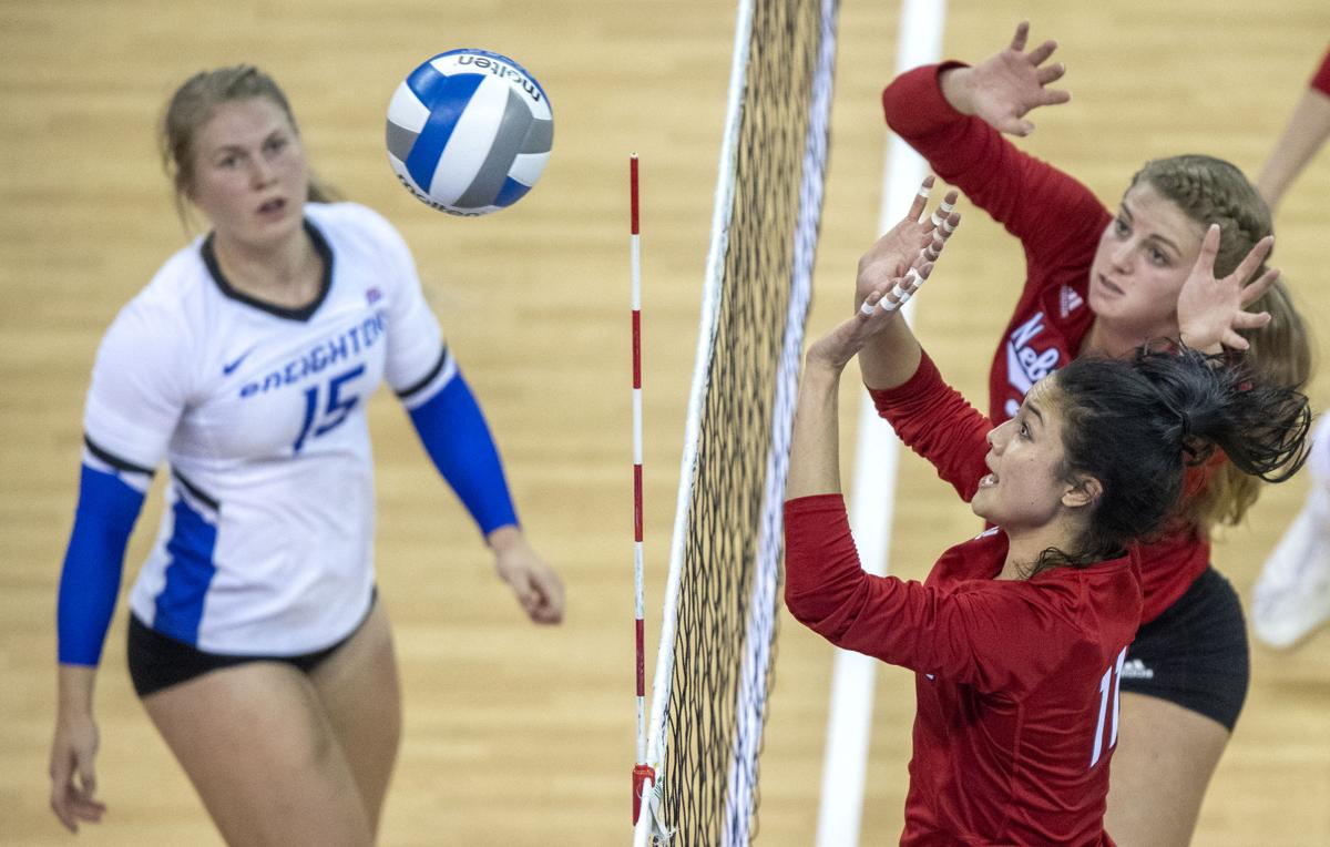 Nebraska vs. Creighton, 9.8