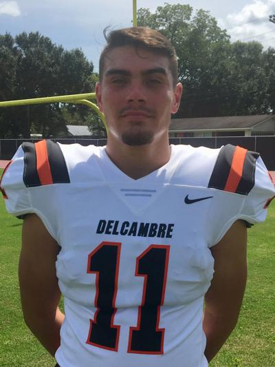 Dejean learning a new spot in the Delcambre offense