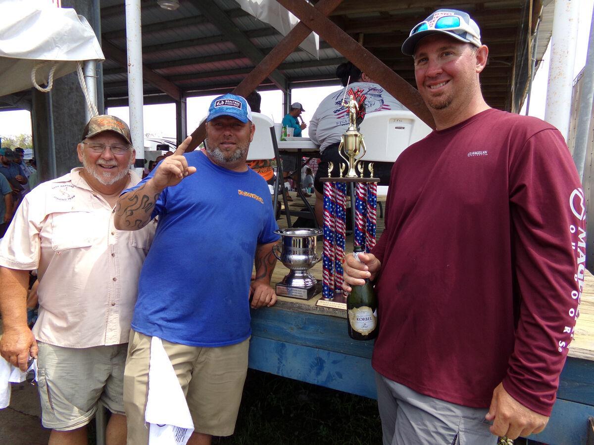 Romero doubles up Inside as Best All-Around, Boat Captain's Award winner