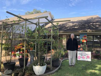 Azalea Garden Club Beautification Award for November