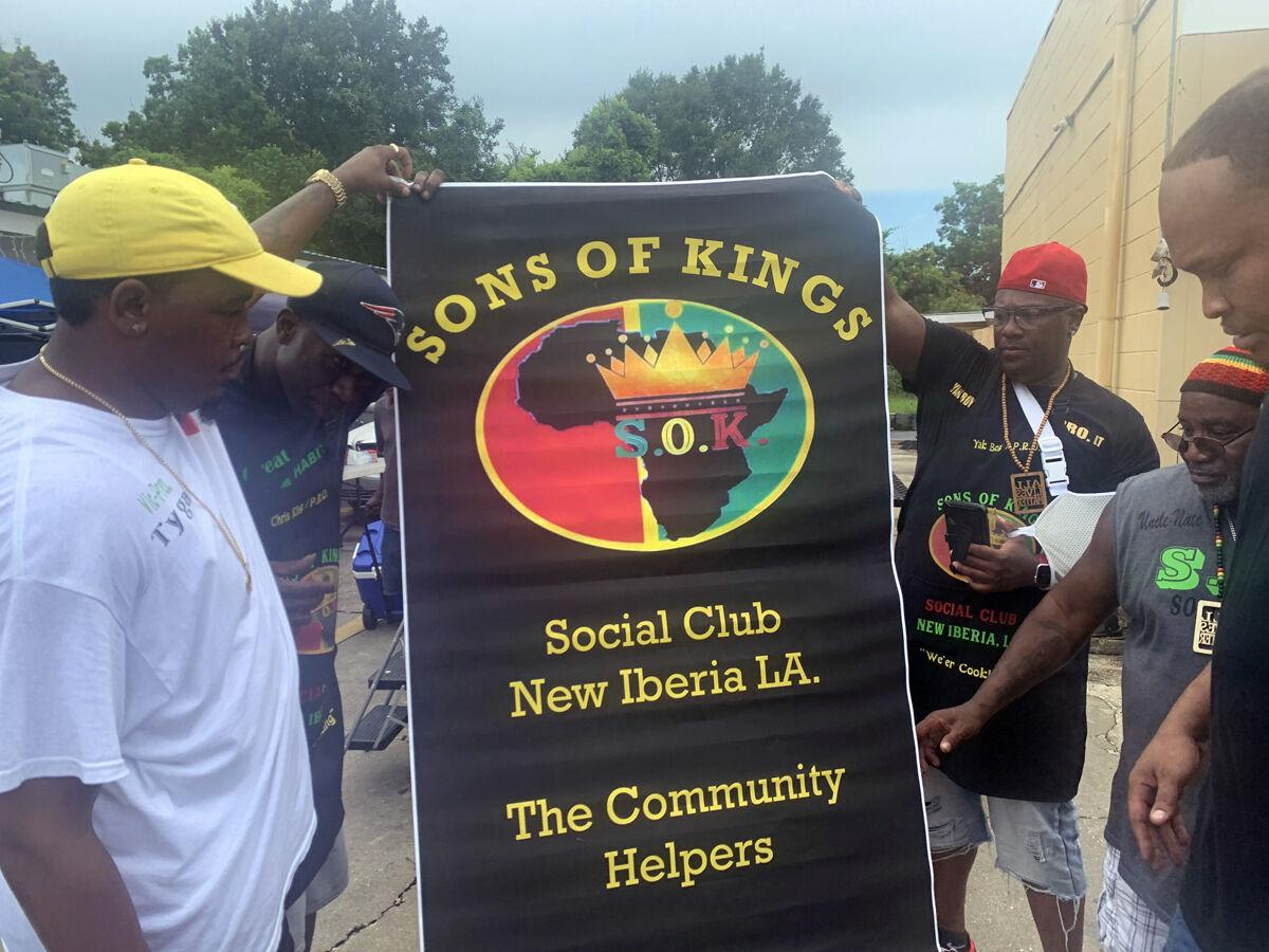 Sons of Kings distribute 350-plus meals