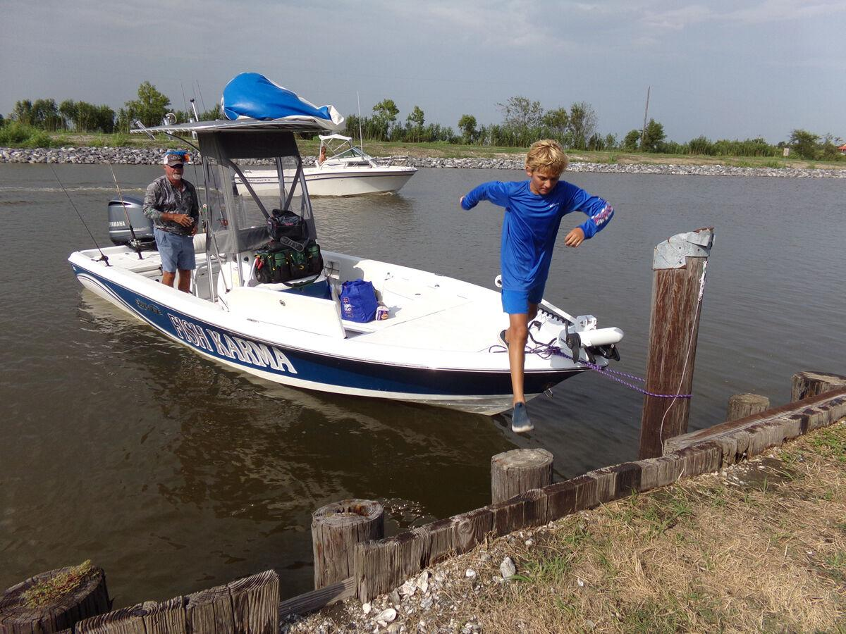 Hurricane has its effects on those who fished event