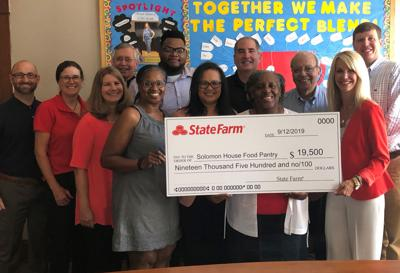 Solomon House to replace generator lost in storm with grant from State Farm