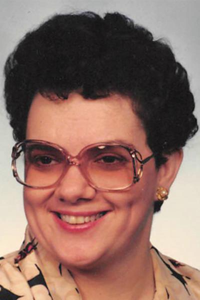 Mary Elaine Gautreau