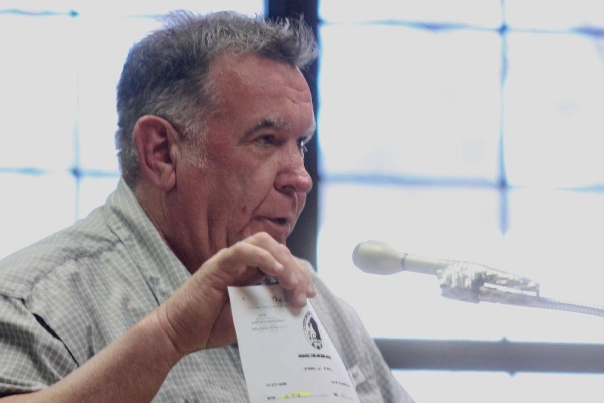 Council to ask State Police to look into missing files