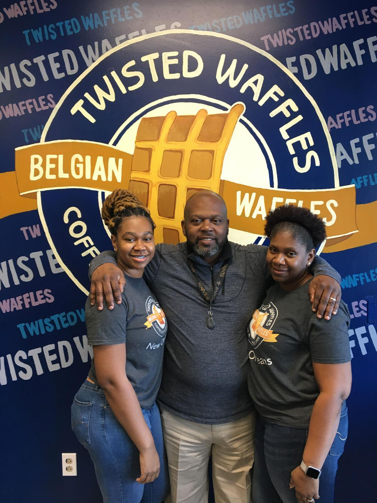 Twisted Waffles is now open in New Iberia – Breakfast & Lunch with a Twist