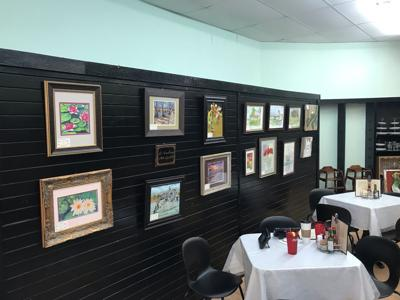 A Spot for Tea to host L'acadian Art Guild Showcase to promote local artists