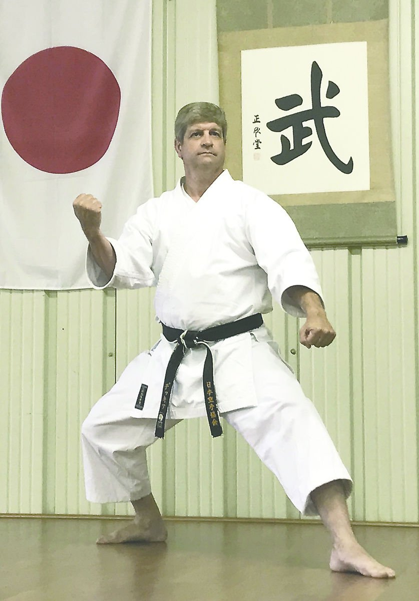 RokuDan for local instructor