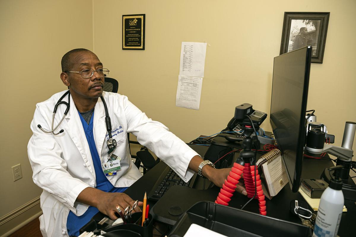 Dr. Moses Kitakule