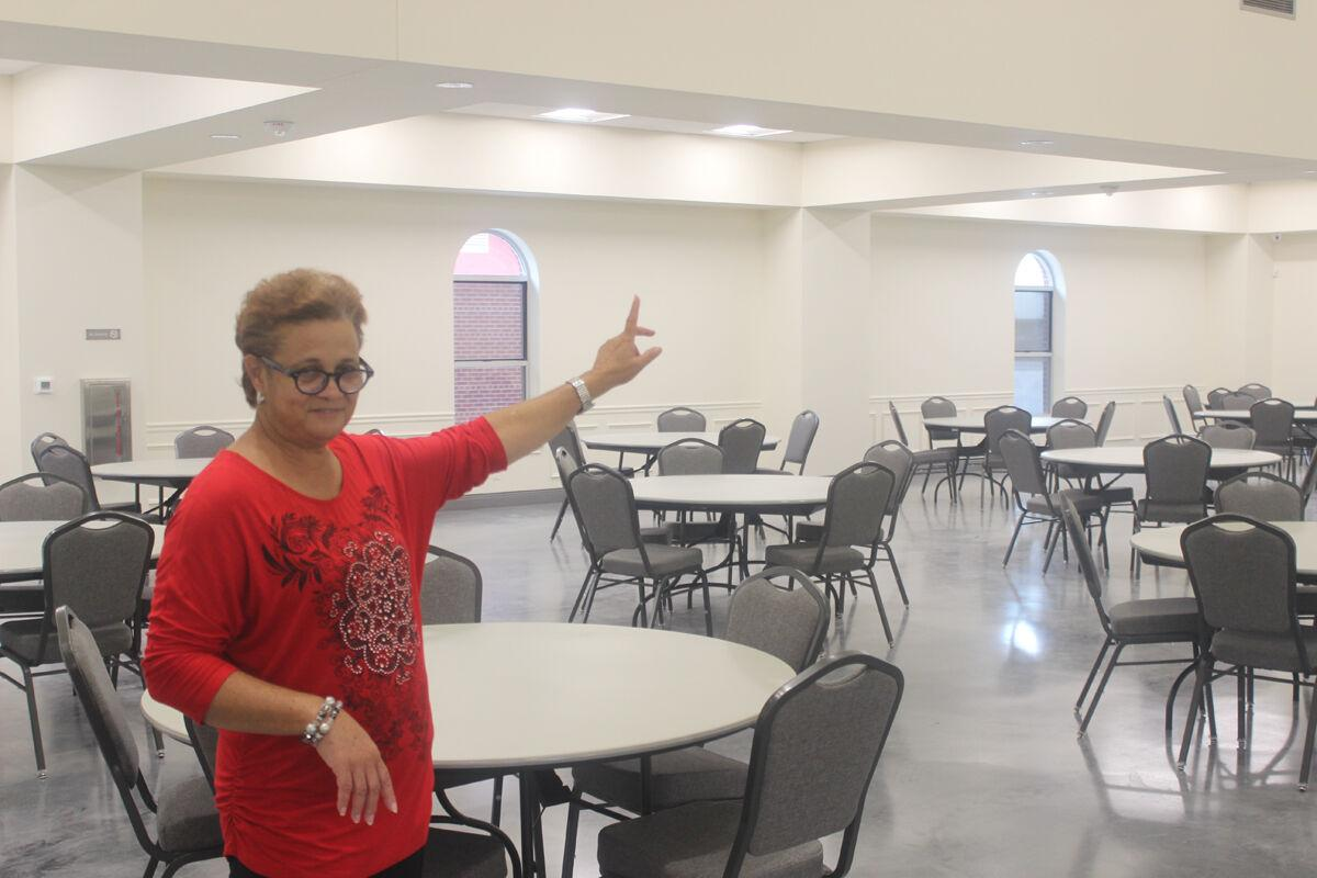 St. Edward Church opens long-awaited facility