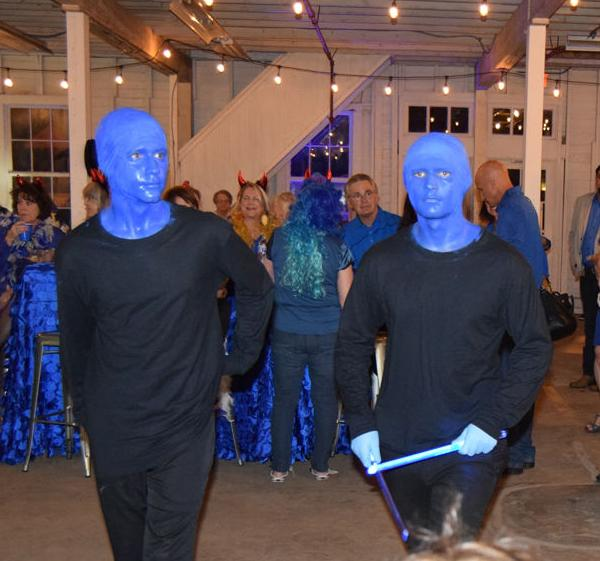 Blue Dog Party
