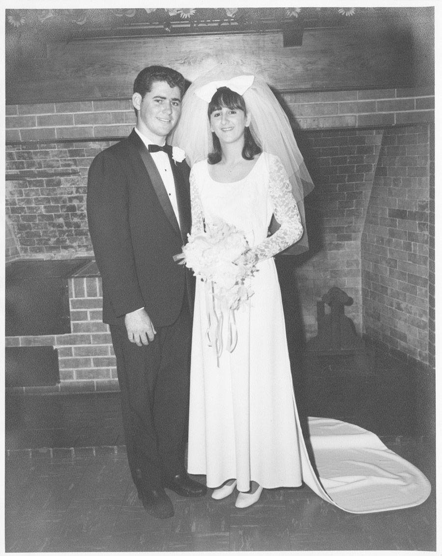Celebrating 50 Years — Mr. and Mrs. Willard John Guilbeau