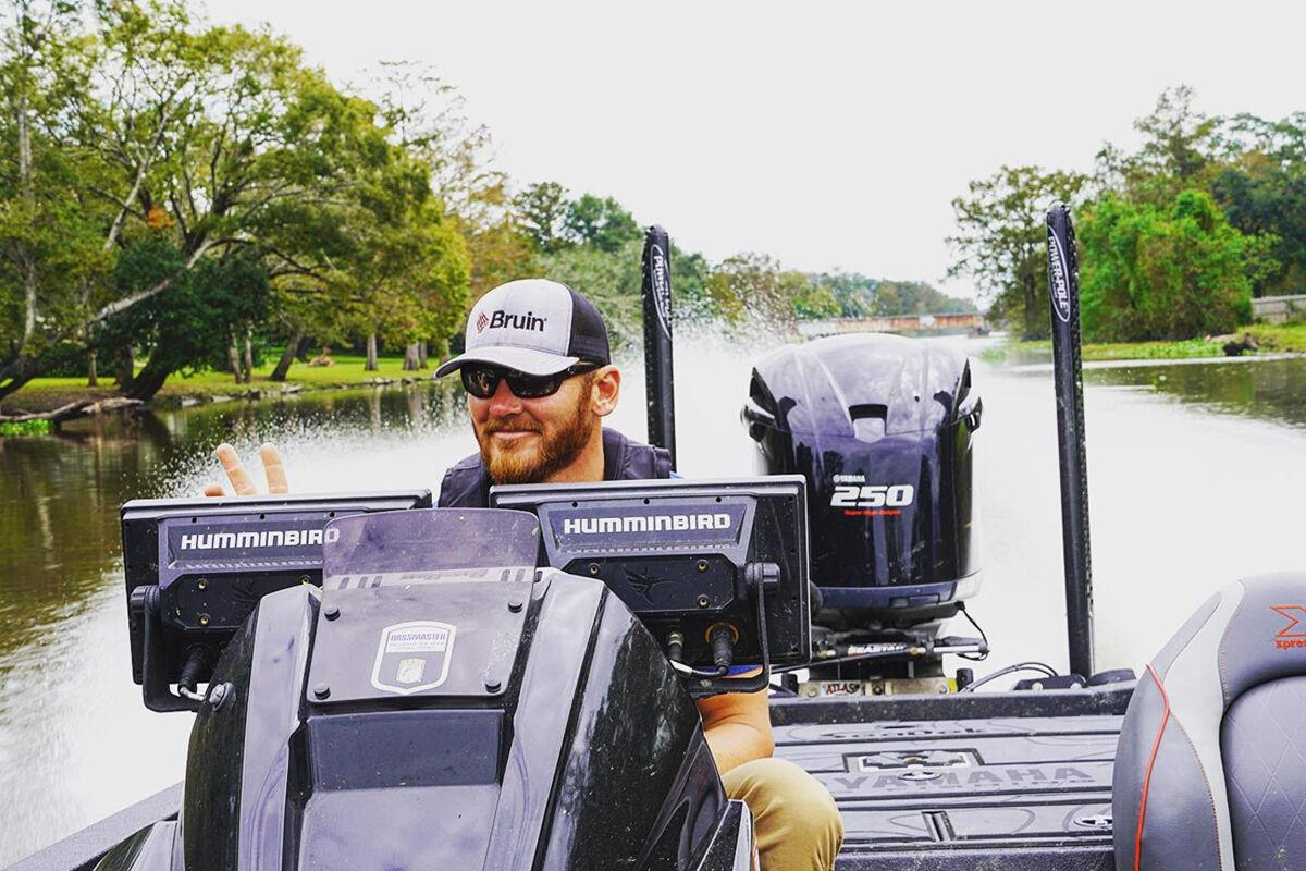 Local pro Sumrall wants to 'hit the ground running' for 2021 tour