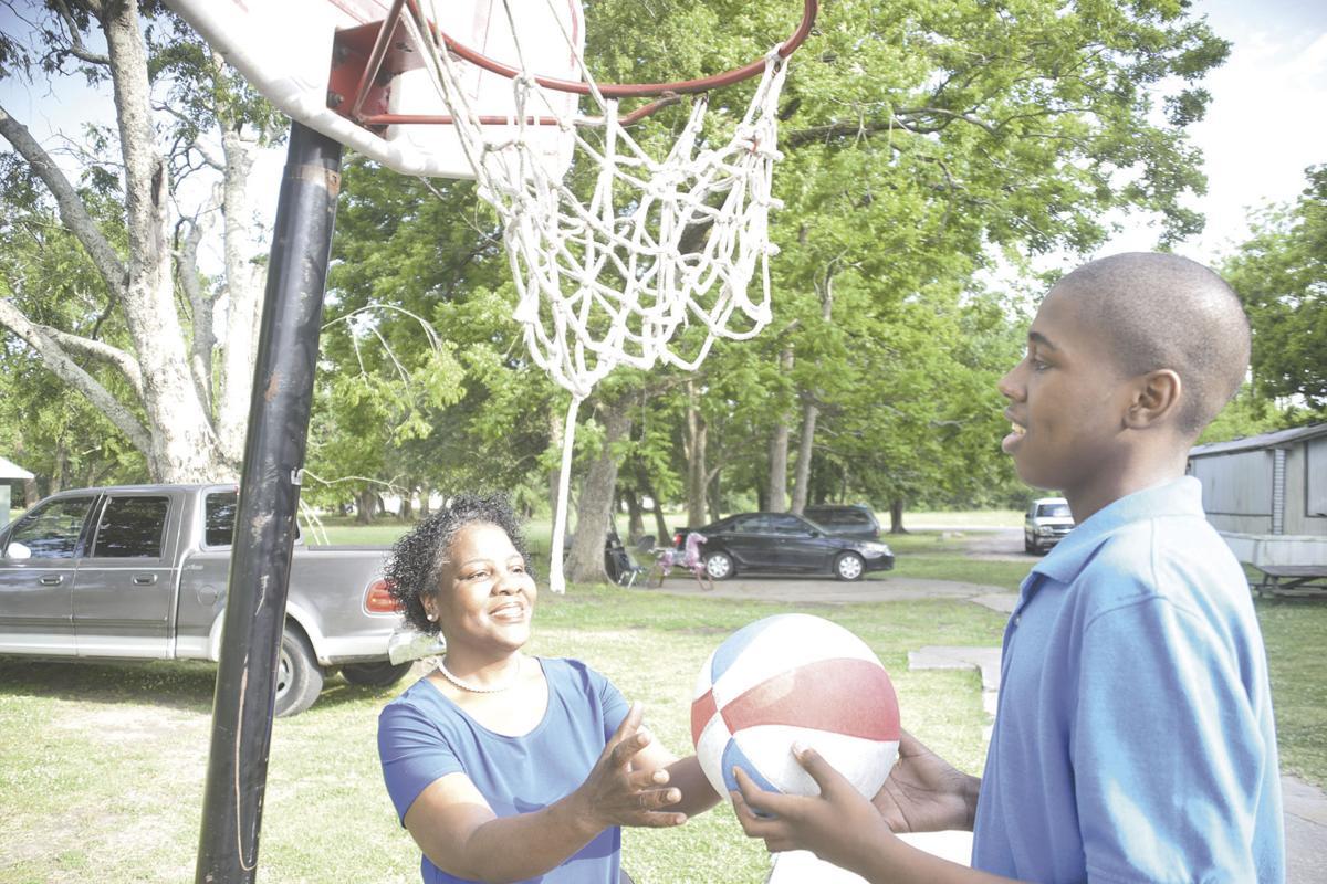 Grandson inspires Lanceslin's nonprofit work
