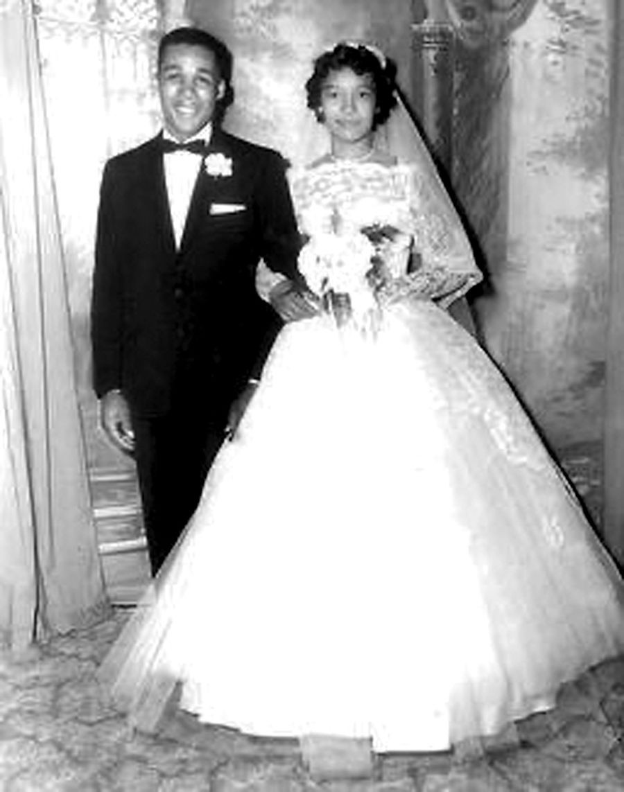 Celebrating 60 Years — Mr. and Mrs. Joseph Clifford Olivier
