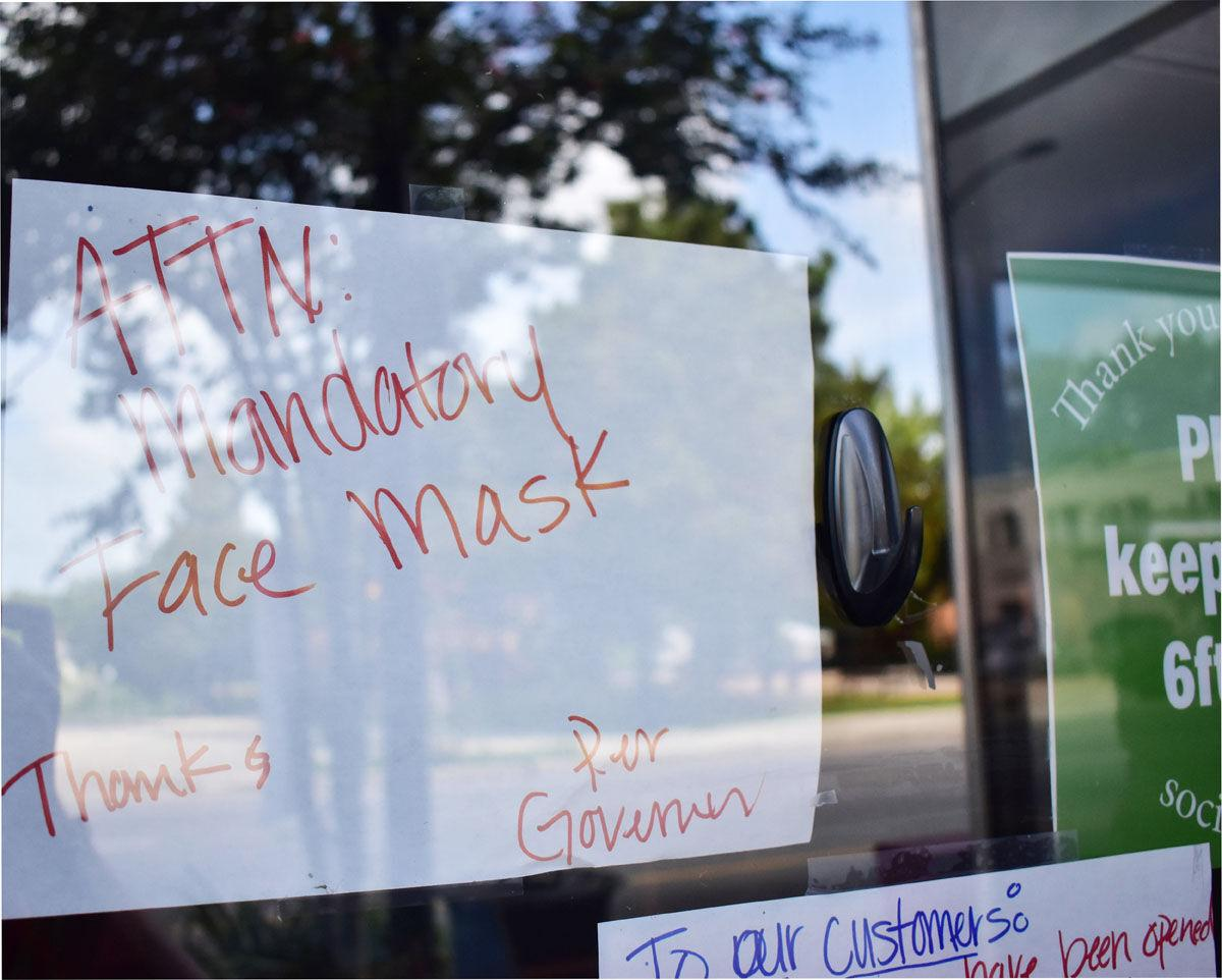 Businesses still fighting impact of pandemic