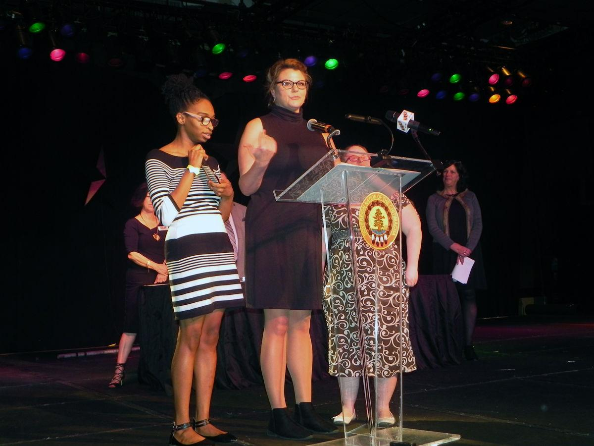 St. Mary Chamber presents six awards at banquet