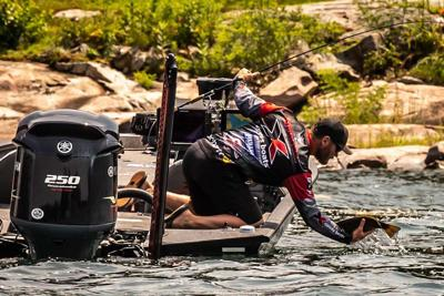 Sumrall sets sights on another '10 cut' as he grabs 4th on Day 1 on the SLR in NY