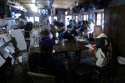 Bar owners meet to discuss suit to loosen restrictions