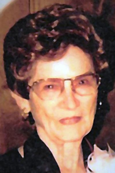 Gladys Lucille Oller
