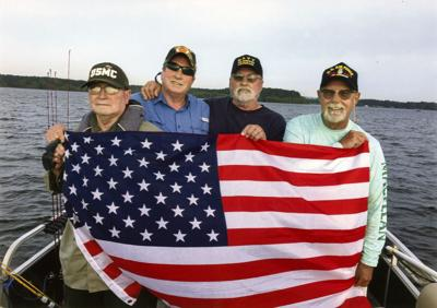 Veterans' Annual Fishing Trip