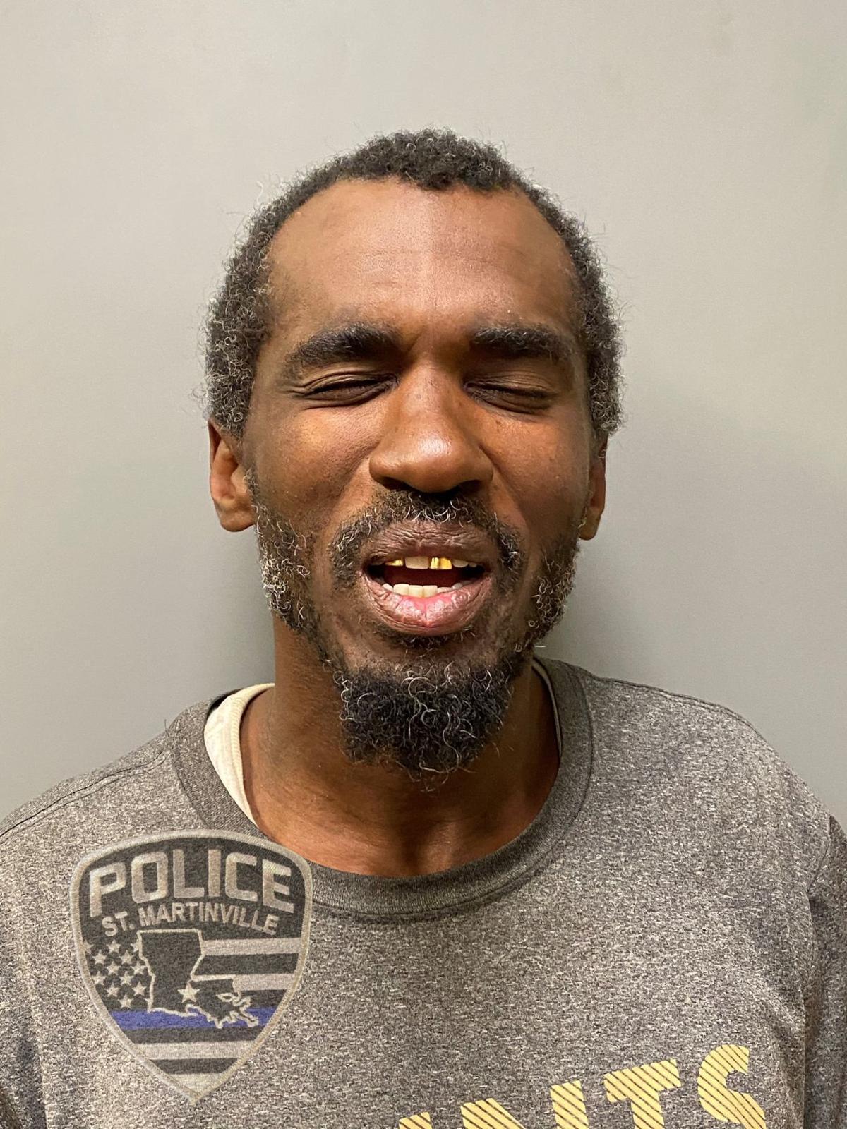 Terrell Fontenette arrest