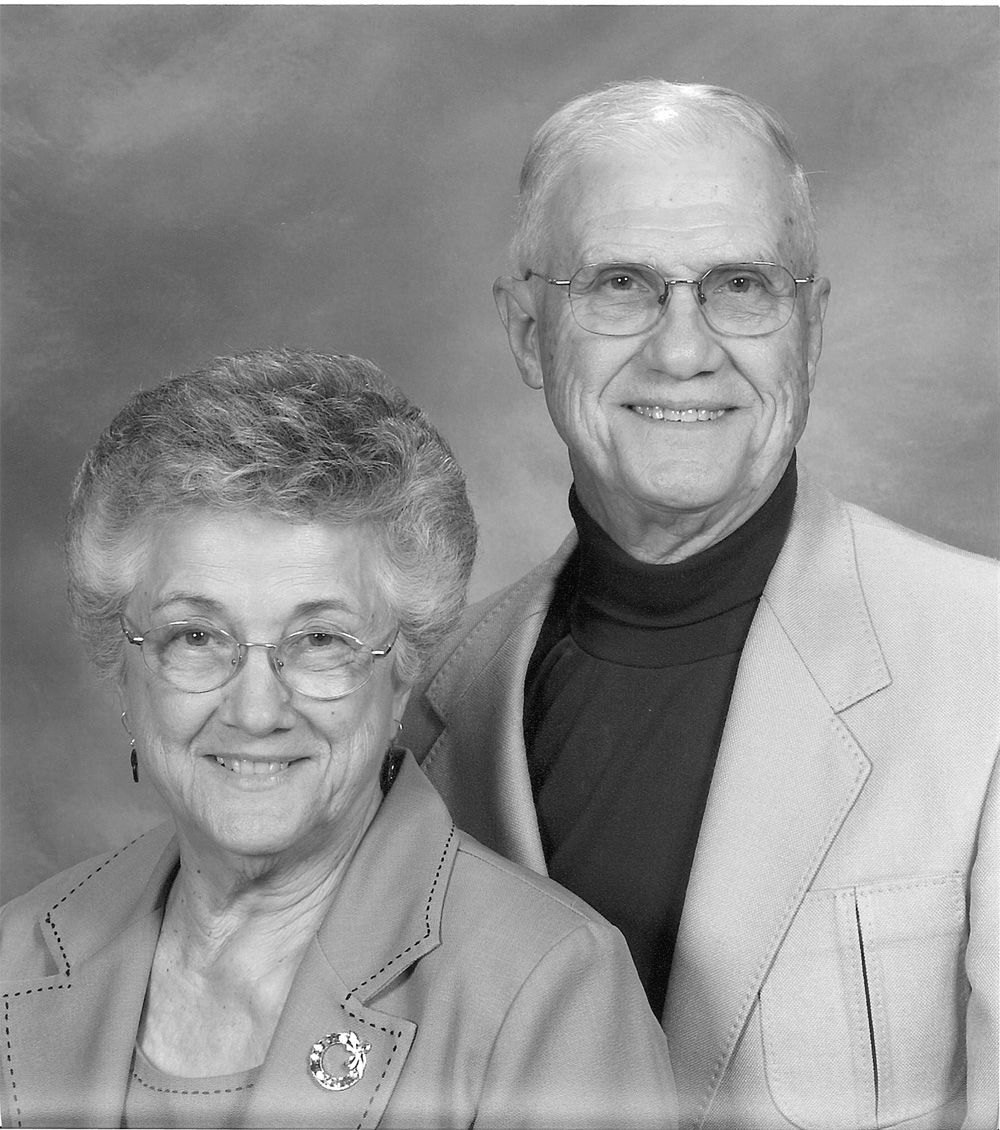 Celebrating 70 Years — Mr. and Mrs. J.C. Breaux III