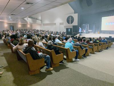 Our Savior's Church introduces self to public