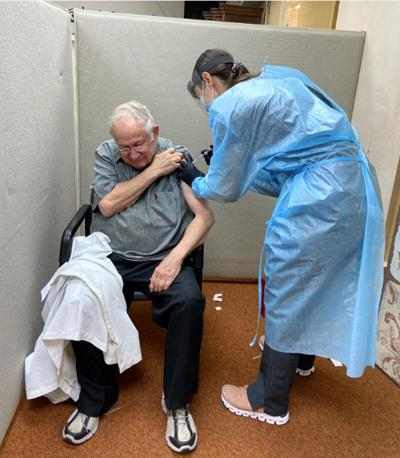 Sites around Teche Area preparing for more vaccinations