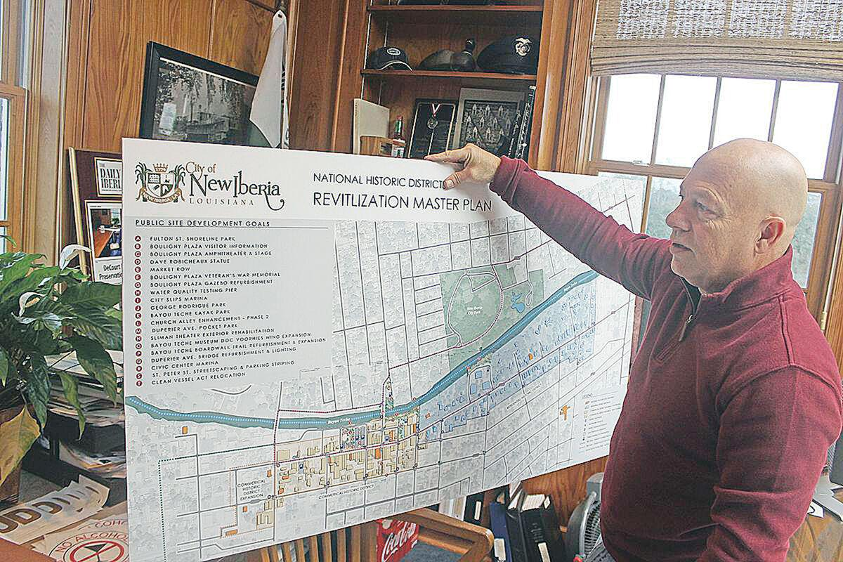 Mayor ready to hit ground running with Master Plan for city