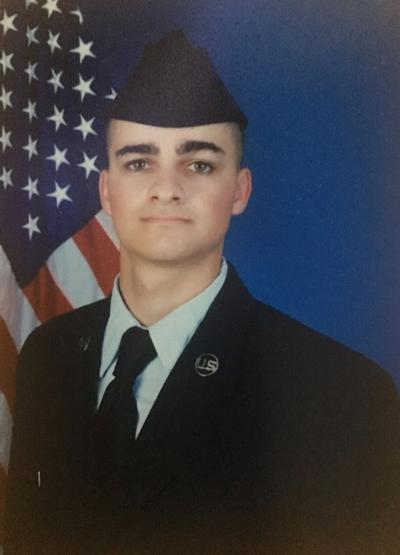 Ducote completes basic training at Joint Base San Antonio-Lackland