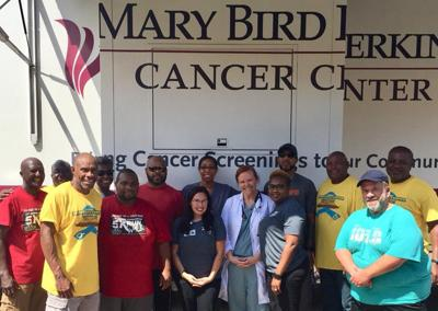 Free prostate, colorectal cancer screenings offered Saturday in MC
