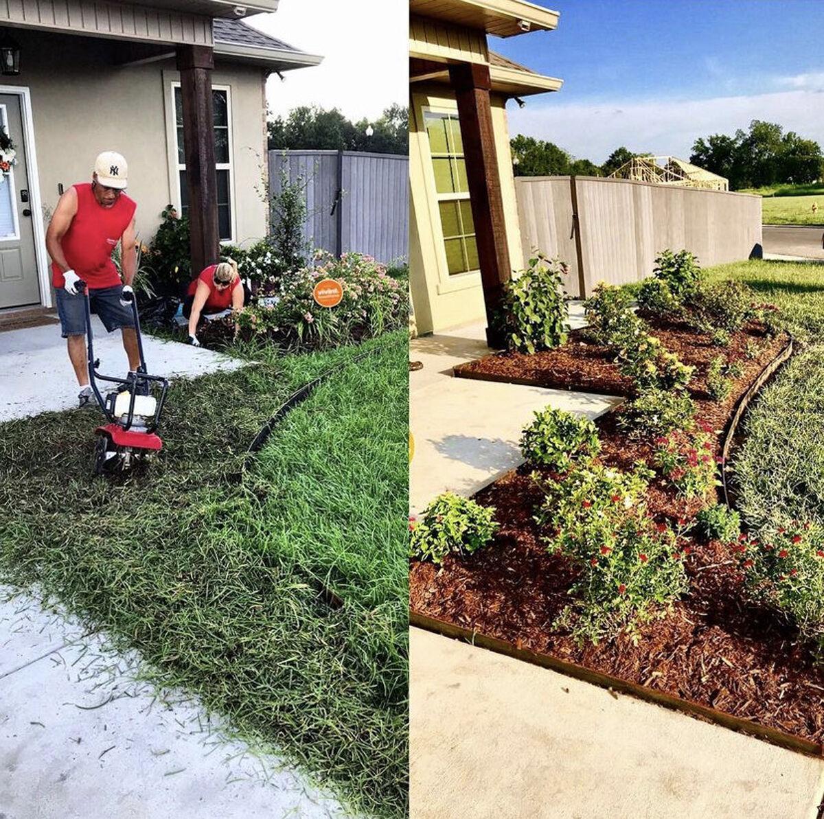 Flower Girls Gardening owner loves creativity of her job